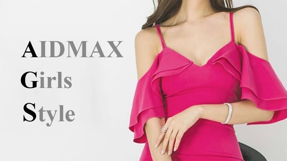 ドレス通販ストア「AIDMAX Girls Style(アイドマックスガールズスタイル)」