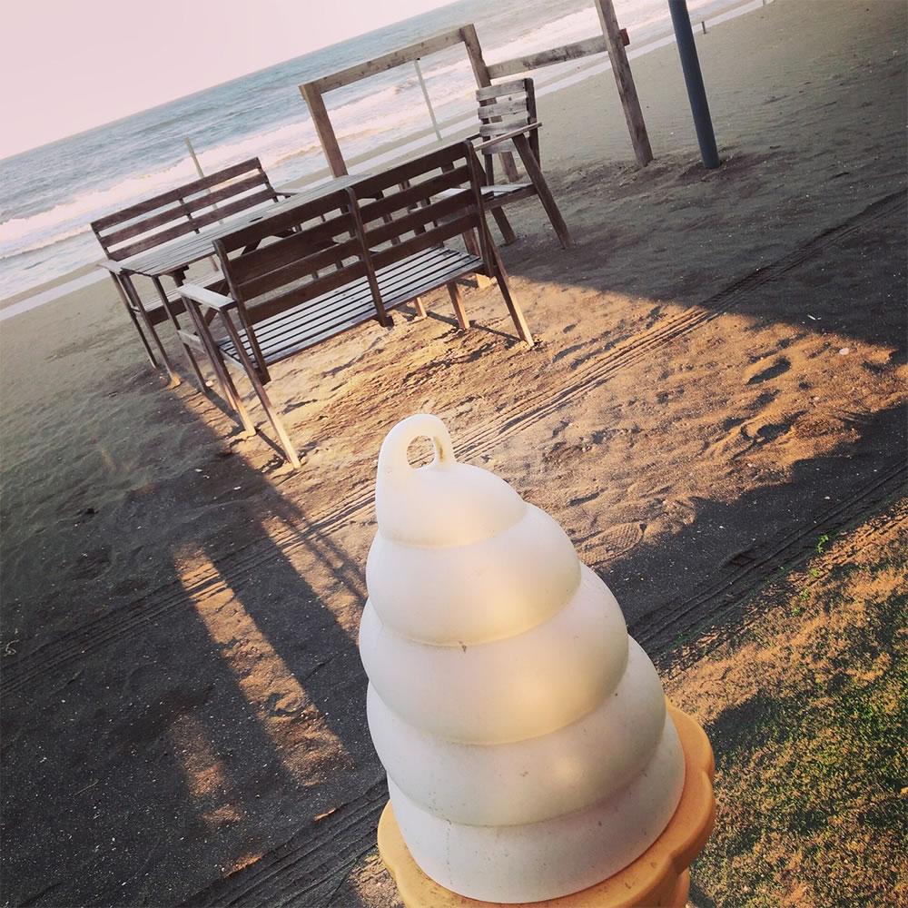白子町中里海岸『海の家 ともや』イメージ画像